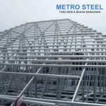 baja ringan - bandung - metro steel