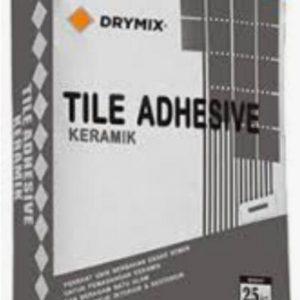 semen praktis - mortar dryminx tile adhesive keramisk -metrosteel indonesia