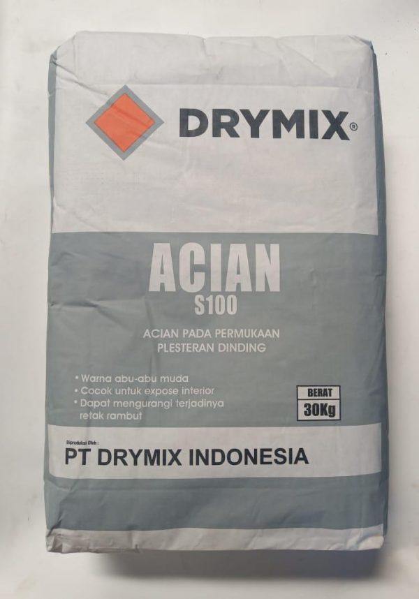 semen praktis - mortar drymix acian -metrosteel indonesia
